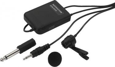 Knaphulsmikrofon ECM-3005