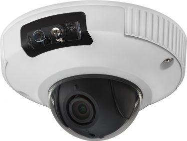 PROJECT Line 2 megapixel network mini colour dome camera INC-2036DM