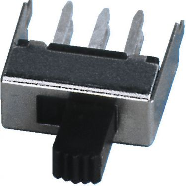 Miniature sliding switch T-561