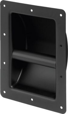 Recessed handles for speaker cabinets MZF-8304