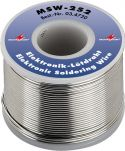 Lead-free electronic soldering wires MSW-252