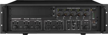 5-zone mono PA mixing amplifiers PA-1120