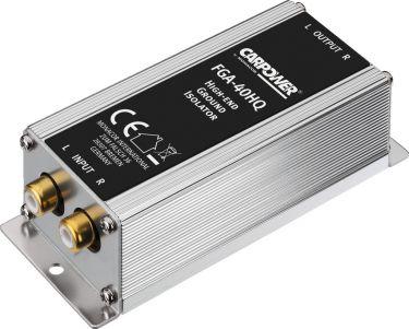 High-end ground isolator FGA-40HQ