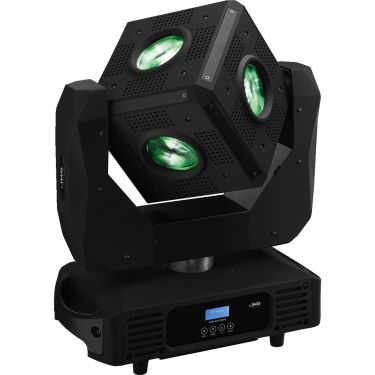 LED moving head ´demo´ CUBE-630/RGBW