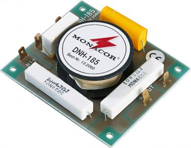 Mono high-pass filter for 8Ω for hi-fi and PA DNH-185