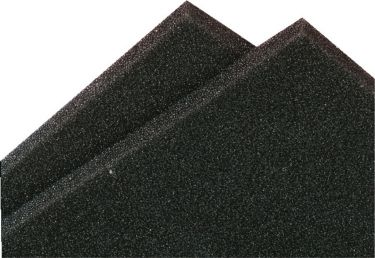 Acoustic foam front pads for speakers MDM-3002