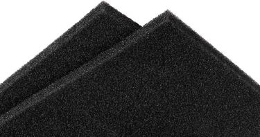 Acoustic foam front pads for speakers MDM-8602