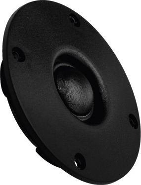 Hi-fi dome tweeter, 80 W, 8 Ω DT-107