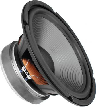 Hi-fi bass speaker and subwoofer, 2 x 100 W, 2 x 8 Ω SPH-250TC