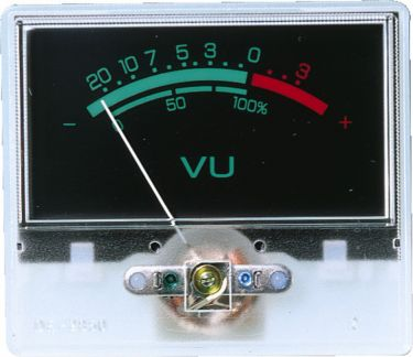 VU-meter V-22