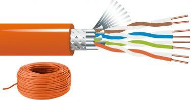 CAT-7 kabel 100m CAT-7100A