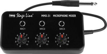 Mikrofonmixer MMX-31