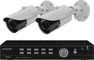 Video surveillance set AXZ-204BV