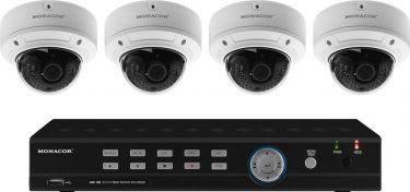 Video surveillance set AXZ-408DV