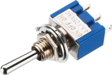 Precision Toggle Switches MS-523