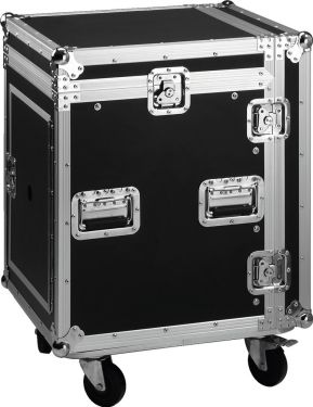 Flightcase 10+12U MR-112DJ