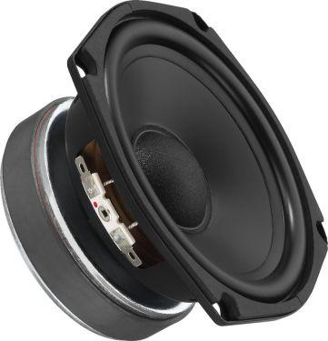 Hi-fi bass-midrange speaker, 2x30W, 2x8Ω SPH-135TC
