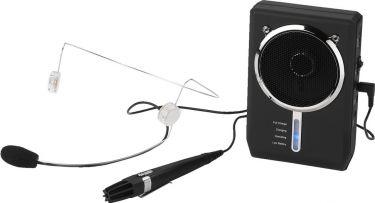 Portable digital voice amplifier WAP-7D