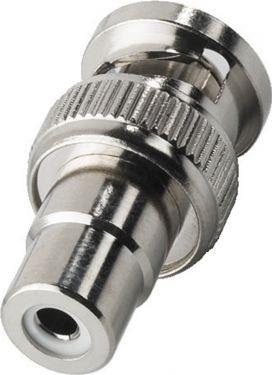 Adapter BNC plug/RCA jack BNC-1523