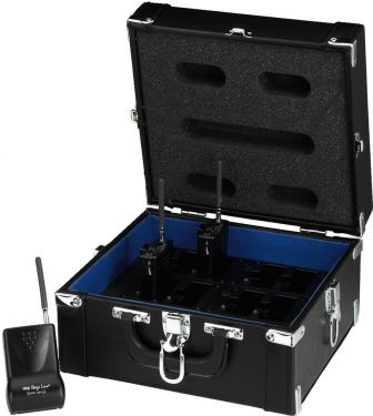 Transport case with integrated charging function ATS-12C