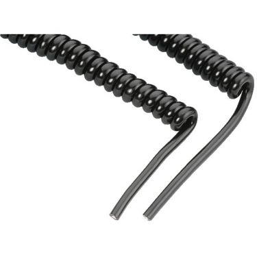 Spiral forl.kabel 1/6m CCX-20KP