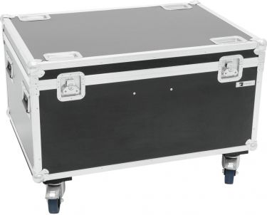 Roadinger Flightcase 4x TMH FE-1800 with wheels
