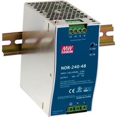 Strømforsyning NDR-240/48