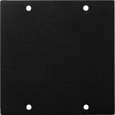 Panel blændplade 2U RSP-2SPACE