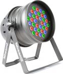 LED Par 64 36x 1W RGB LEDs