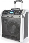 "PA203 Portable 8"" Sound System SD/USB/MP3/BT"