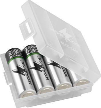 Transportæske t/batterier ACCU-CASE