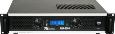 PDA-B500 Professional Amplifier