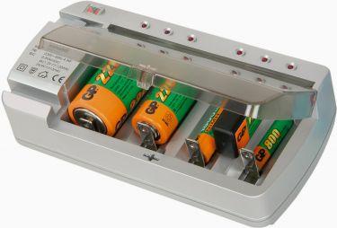 Universal NiCd/NiMH charger