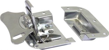 Roadinger Butterfly Lock small in Dish sil