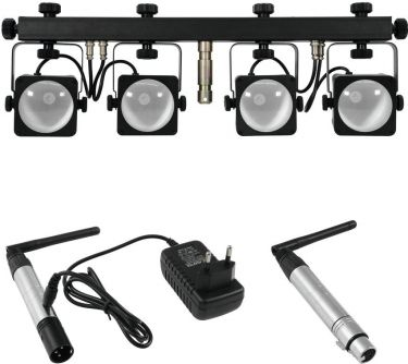 Eurolite Set LED KLS-50 + transmitter + receiver