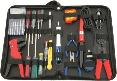 Electronic tool set - 25 pieces