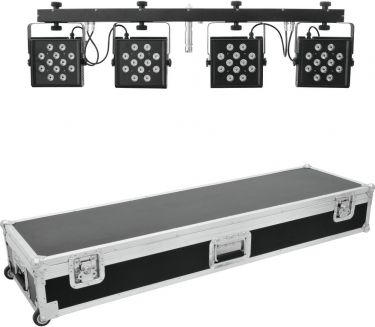 Eurolite Set LED KLS-1001 + Case