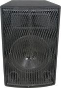 """QT10 Disco/PA højttaler med 10"""" bas / 200 Watt max"""