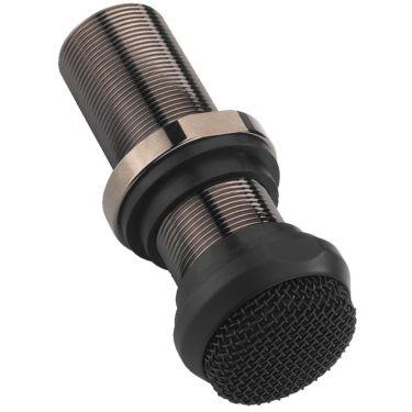 Mikrofon t/indb. sort ECM-10/SW