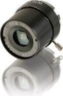 CCD kameralinse - F1,6 / 8mm, 40°, fast iris CAML23