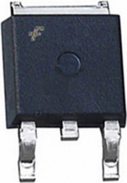 SMD transistor - N-MOSFET HEXFET 55V 71A 140W (DPAK) IRFR3505PBF