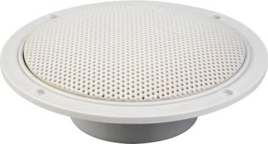 """DUAL 5"""" WATER-RESISTANT CONE SPEAKER SET WITH GRIDS 80W / 8 OHM (1 PAIR) VDSWPS5N"""