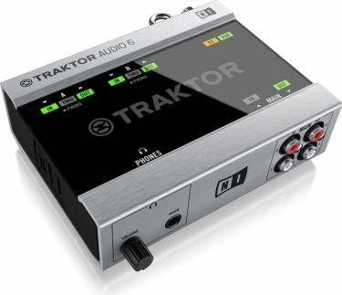 TRAKTOR Scratch A6 Lydkort & vinyl (21903)