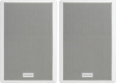 Højttaler (par) hvid SMB-130/WS