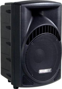 DJ Mixer STM-2300 2-kanals med EQ, Crossfader og USB/MP3-afspiller