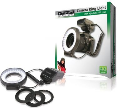 KÖNIG LED kamera lys