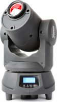 Mini Moving Head Spot / 50W LED / Musikstyring og DMX