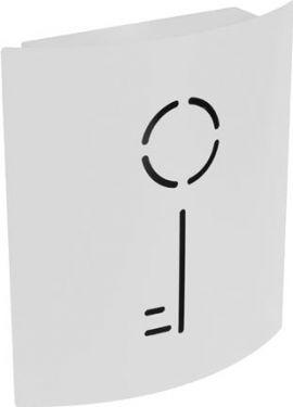 KEY CABINET - 215 x 63 x 245 mm - WHITE BG80041