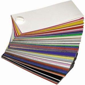 Farvefilter vareprøver - Palette med diverse farvefiltre 94009957