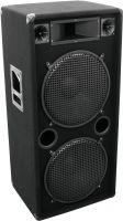 Omnitronic DX-2522 3-way speaker 1200 W